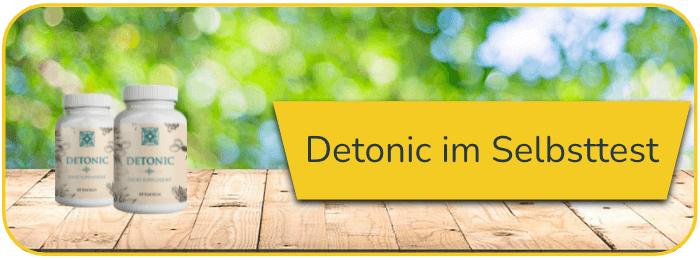 Detonic Test
