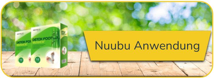 Nuubu Anwendung