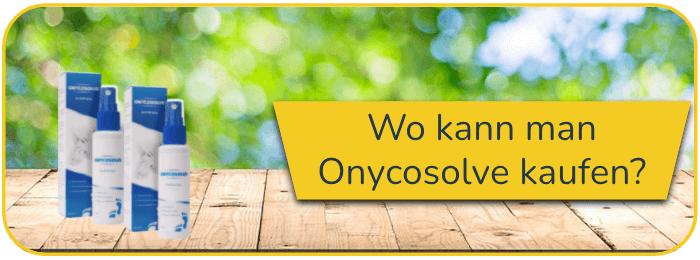 Onycosolve kaufen