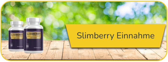 Slimberry Einnahme