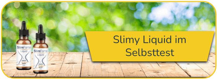 Slimy Liquid Test