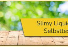 Slimy Liquid Titelbild