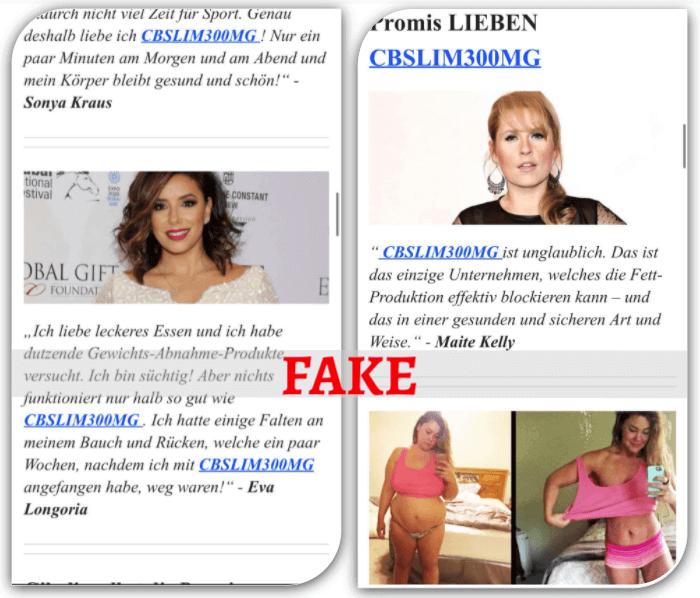 CB Slim 300 Fake Promiberichte