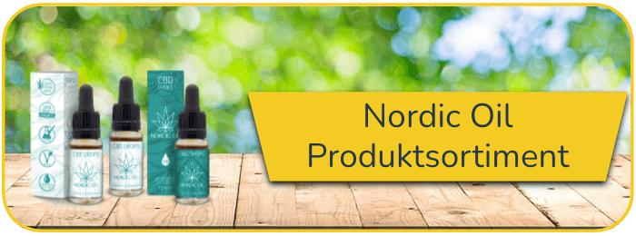 Nordic Oil Produktpalette