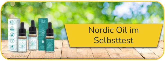Nordic Oil Test