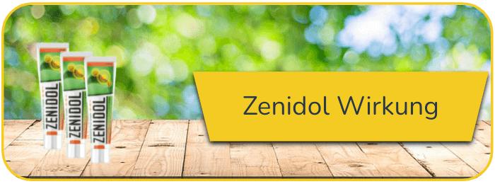 Zenidol Wirkung